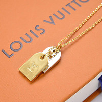 Louis Vuitton Fashion Necklace Accessories Jewelry