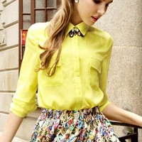 Spring and summer blouse from Moonlightgirl