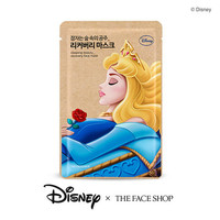 [THE FACE SHOP] Sleeping Beauty Recovery Face Mask (Disney_Princess Edition)