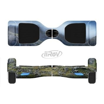 The Cloudy Retina Paradise Mountain Full Body Skin Set for the Smart Drifting SuperCharged Transportation iiRov
