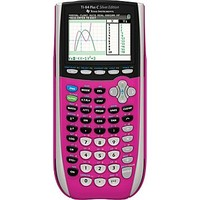 Texas Instruments®TI-SEC84+ Color Screen Graphing Calculator Pink