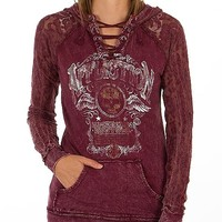 Affliction Kentucky Rye Hooded Sweatshirt