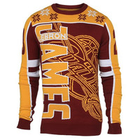 Cleveland Cavaliers Lebron James #23 Official NBA Player Ugly Sweater