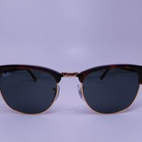 Cheap Ray Ban RB 3016 Clubmaster Sunglasses Unisex 100% Authentic. outlet