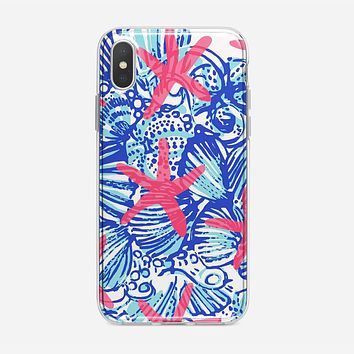 Lilly Pulitzer Pretty Escape iPhone X Case