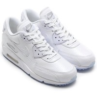 KUYOU Nike Air Max 90 All White