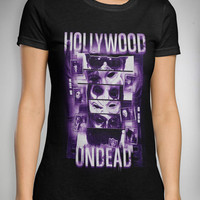 Hollywood Undead Junior Fitted Tee