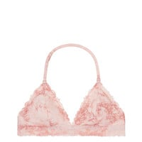Wildflower Lace Triangle Halter - Victoria's Secret
