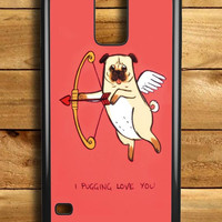 I Pug Love Samsung Galaxy S5 Case