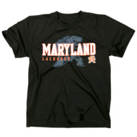 Maryland Terps Lacrosse Youth Tee   Lacrosse Unlimited