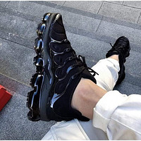 Nike Air Vapormax Plus Triple White Running Sneakers Sport Shoes #2539