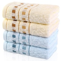 1 Pcs Soft Cotton Bath Large Oversized Towels Absorbent Beach Towels 33x76cm Hot