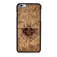 Marauders Map Harry Potter Iphone 6 Case