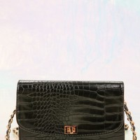 Lady Is A Vamp Bag-Black