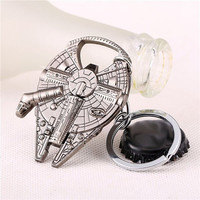 Keychain-opener, the Millennium Falcon, Star Wars