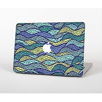 """The Green and Blue Stain Glass Skin for the Apple MacBook Air 13"""""""