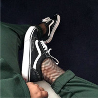 """Vans"" Casual Shoes+GIFT Send free mesh panty-hose"