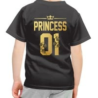 Princess royalty t-shirt
