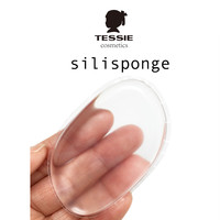 tessie shop Hot Sell SiliSponge New blender for make up  New soft Silicone Sponge makeup puff cosmetic