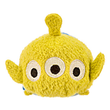 Alien ''Tsum Tsum'' Plush - Toy Story - Mini - 3 1/2''