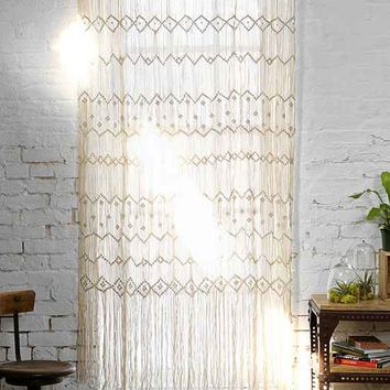 Magical Thinking Macrame Wall