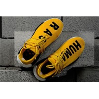 Nmd Pharrell Williams Human Race Yellow Bb0619 | Best Deal Online