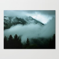 breathe me in Canvas Print by Andrew Marcu