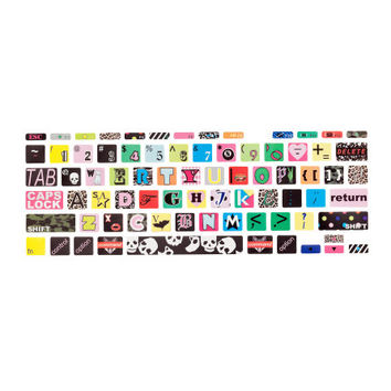 Keyboard Stickers - from H&M
