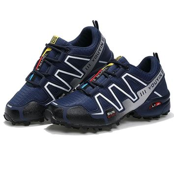 Male Sports Leisure Running Shoes
