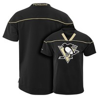 Reebok Pittsburgh Penguins Faceoff Tee - Boys 8-20, Size: