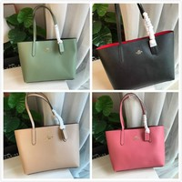 2020 New Office coach Women Leather Monogram Handbag Neverfull Bags Tote Shoulder Bag Wallet Purse Bumbag satchels buket Discount Cheap Bags Best Quality