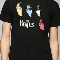 Beatles Faces Tee - Urban Outfitters