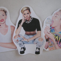 miley cyrus stickers