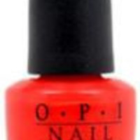 OPI Women Nail Lacquer - # NL H42 Red My Fortune Cookie Nail Polish
