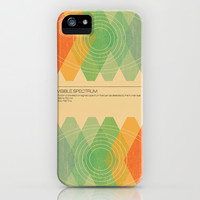 Visible Spectrum iPhone & iPod Case by Budi Satria Kwan
