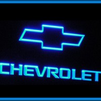 Chevrolet Car Display Neon Light Sign