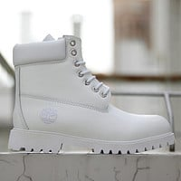 Boys & Men Timberland Boots Woman Men Waterproof Martin Boots Shoes