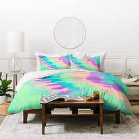 Rebecca Allen Some Kind Of Wonderful Duvet Cover