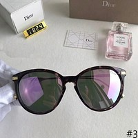 DIOR Polarized Women's Exquisite Color Film Sunglasses F-A-SDYJ #3