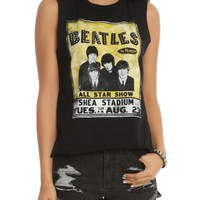 Beatles All Star Show Girls Muscle Top