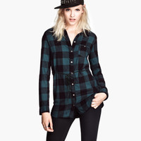 Flannel Shirt - from H&M