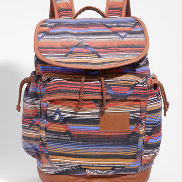 Volcom Day Dreamin Canvas Backpack