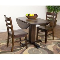 Sunny Designs Santa Fe Collection Three Piece Dining Set 1233