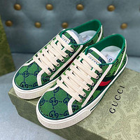 GG Fashion Canvas Sneakers Shoes