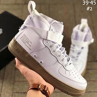 NIEK SF AIR FORCE 1 MID military style men and women high-top shoes F-AA-SDDSL-KHZHXMKH #2