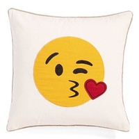 Levtex 'Blowing Kisses' Pillow - Beige