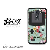 Original Floral Gameboy For LG G3 Case Phone Case Gift Present YO