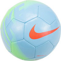 Nike Mercurial Fade Soccer Ball - Polarized Blue with Neo Lime - SoccerMaster.com