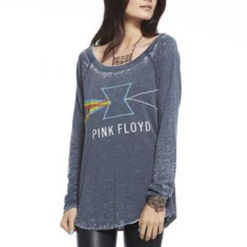 Chaser Pink Floyd Open Back Tee