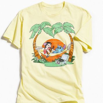 Lilo & Stitch Tee | Urban Outfitters